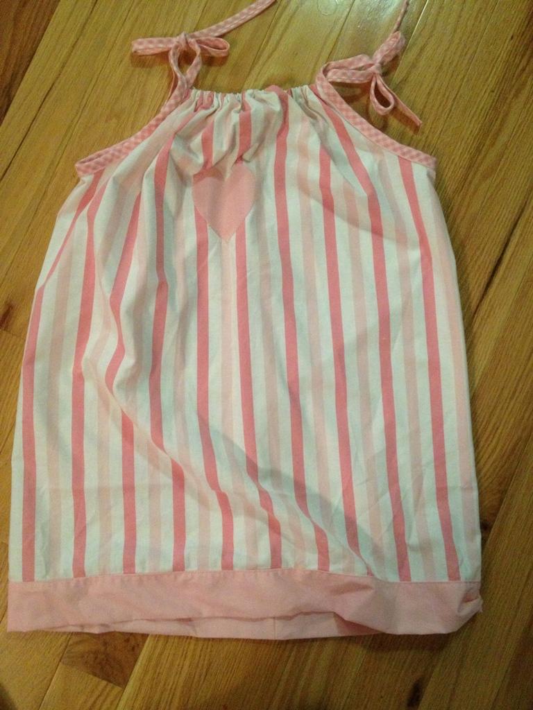pillowcase dress image