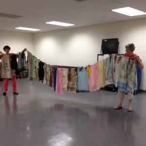 many dresses
